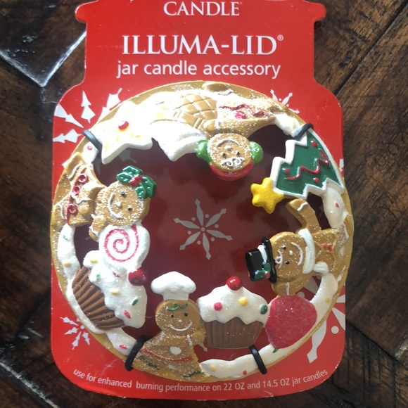 YCC Gingerbread Illuma Lid 🎄